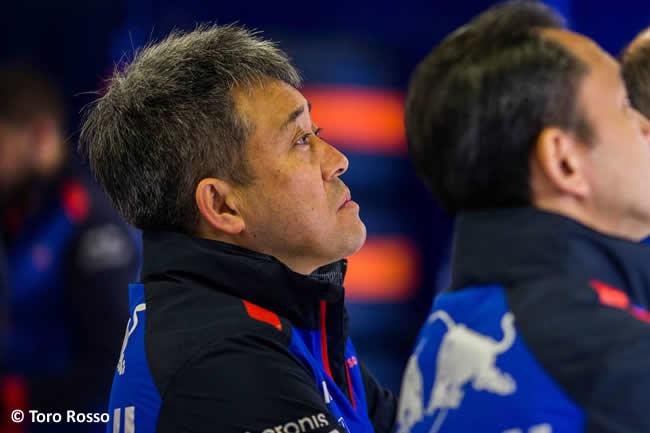 Masashi Yamamoto - Honda 2018