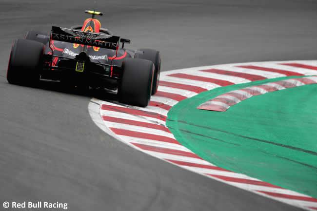 Max Verstappen - Red Bull Racing - Clasificación - GP - España 2018