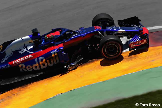 Brendon Hartley - Toro Rosso - Clasificación GP - Canadá 2018