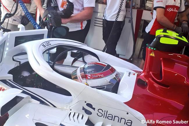 Charles Leclerc - Alfa Romeo Sauber - Carrera GP - Francia 2018