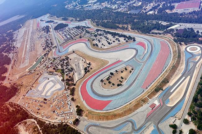 Circuito Paul Ricard - GP Francia 2018