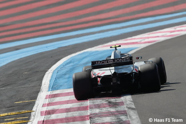Kevin Magnussen - Haas - Carrera GP - Francia 2018