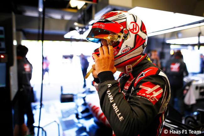 Kevin Magnussen - Haas - Clasificación GP - Canadá 2018