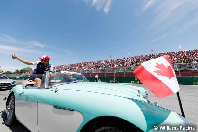 Lance Stroll - Williams - Carrera GP - Canadá 2018