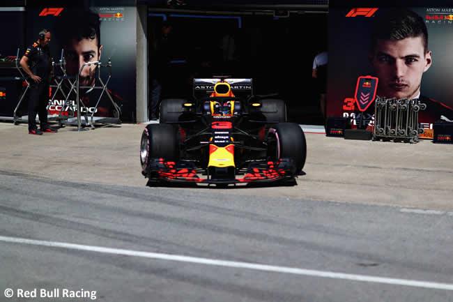Max Verstappen - Red Bull Racing - Clasificación GP - Canadá 2018