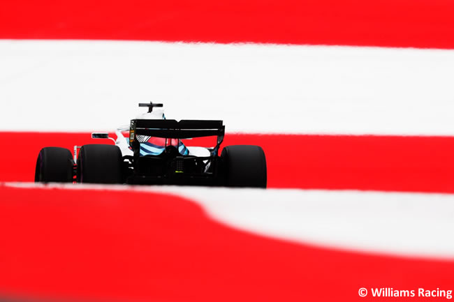 Williams - GP Austria 2018 - Viernes