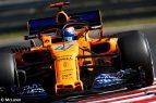 Lando Norris - McLaren - Test Temporada Hungría 2018 - Día 1