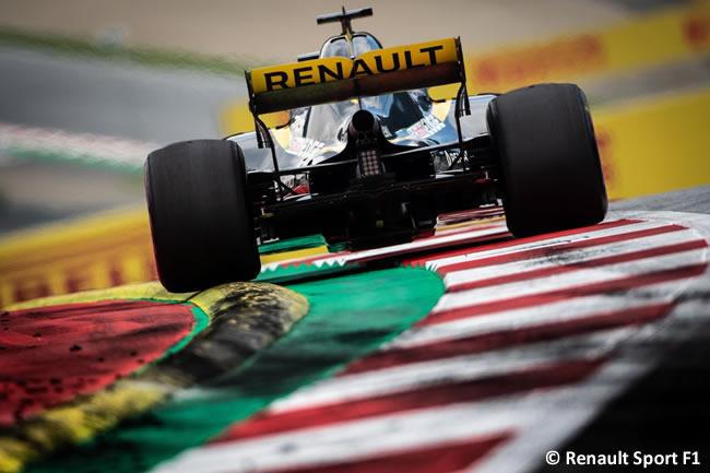 Renault - Carrera GP Austria 2018