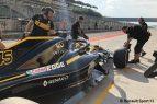 Artem Markelov - Renault - Test Temporada Hungría 2018 - Día 2