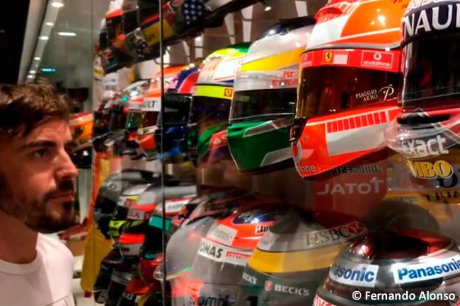 Fernando Alonso - Querida F1 2018