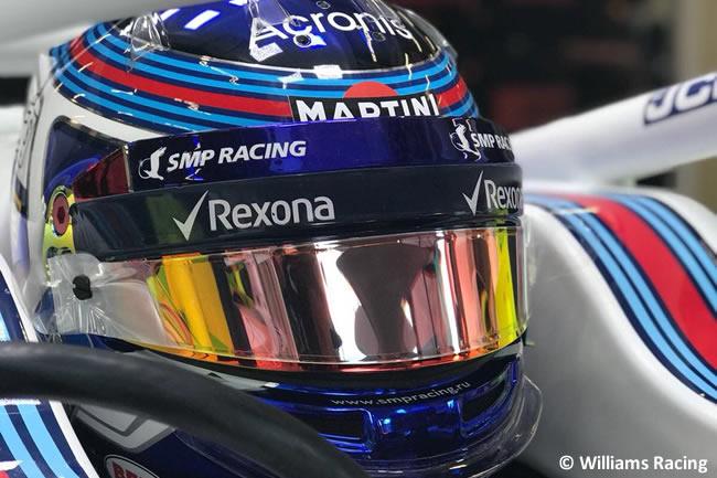 Lance Stroll - Williams - Entrenamientos Gran Premio Bélgica 2018