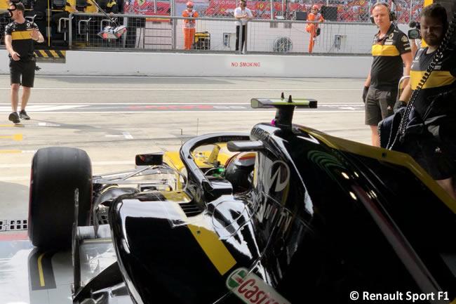 Carlos Sainz - Renault - Clasificación Gran Premio Italia 2018
