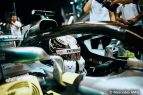 Lewis Hamilton - Mercedes AMG - Clasificación GP Singapur 2018