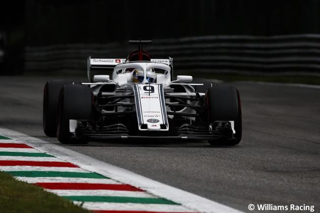 Marcus Ericsson - Sauber - Clasificación Gran Premio Italia 2018