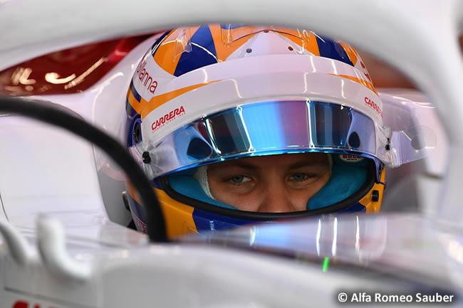 Marcus Ericsson - Sauber - Entrenamientos - GP Singapur 2018