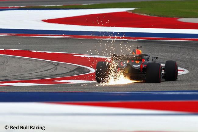 Daniel Ricciardo - Red Bull Racing - Clasificación - GP Estados Unidos - Austin - 2018 - COTA