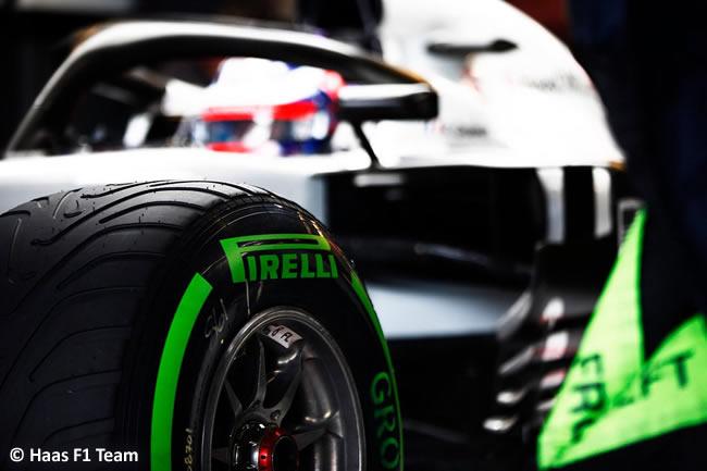 Haas - Entrenamientos GP Estados Unidos 2018 -