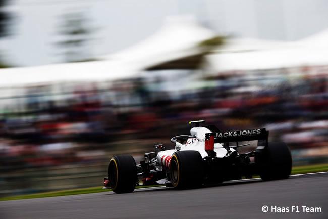 Haas - GP Japón 2018