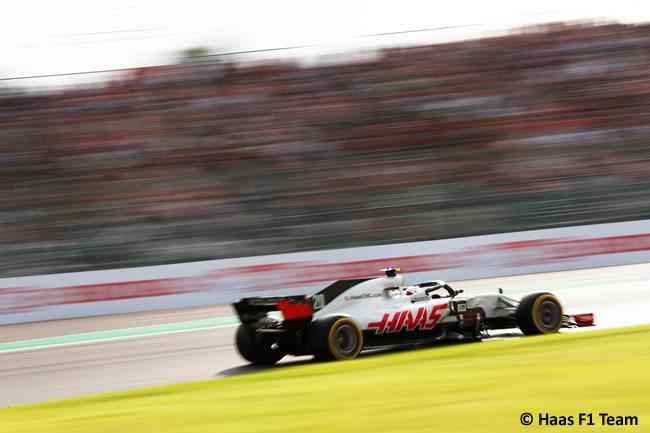 Kevin Magnussen - Haas - GP Japón - Carrera