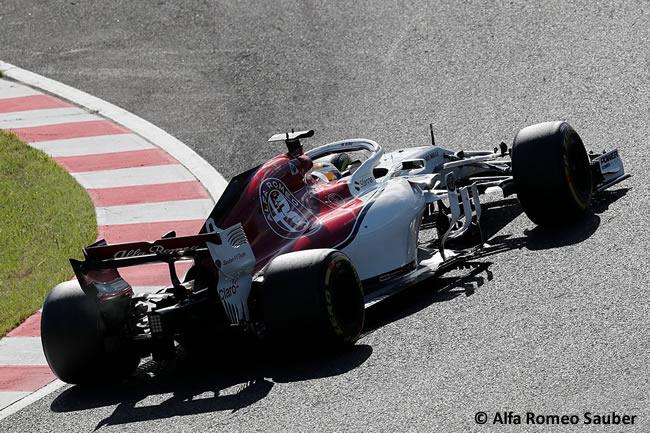 Marcus Ericsson - Sauber - GP Japón - Carrera