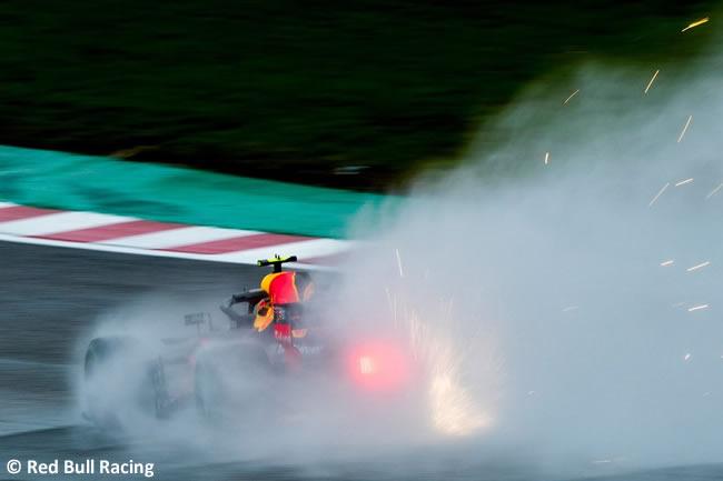 Max Verstappen - Red Bull Racing - Entrenamientos GP Estados Unidos 2018 -
