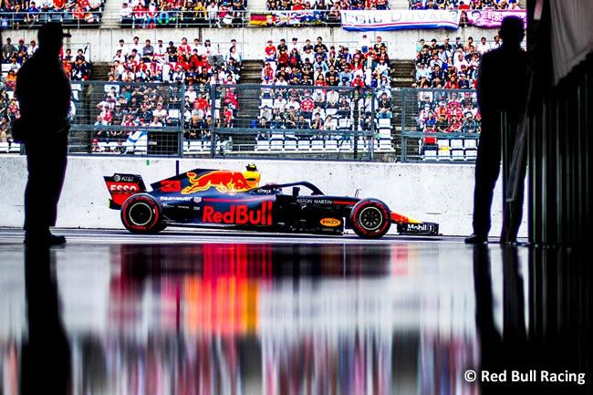 Max Verstappen - Red Bull Racing - Clasificación - GP Japón 2018