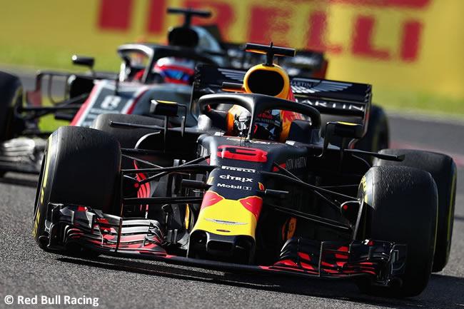 Max Verstappen - Red Bull - GP Japón - Carrera