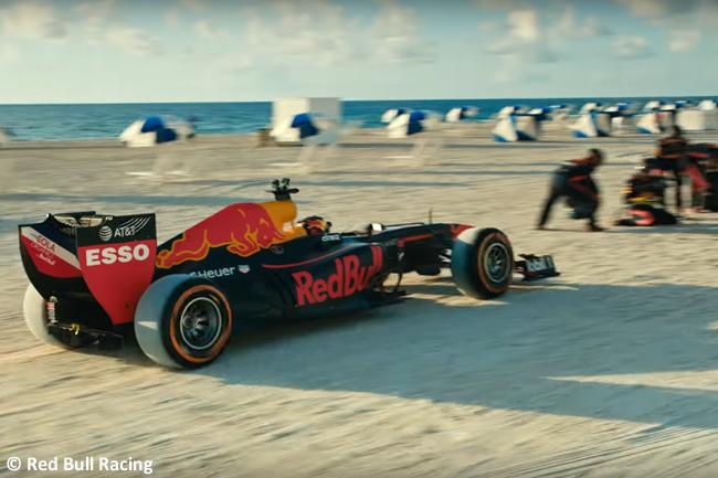 Red Bull Racing - Max Verstappen - Montañas Rocosas - Miami