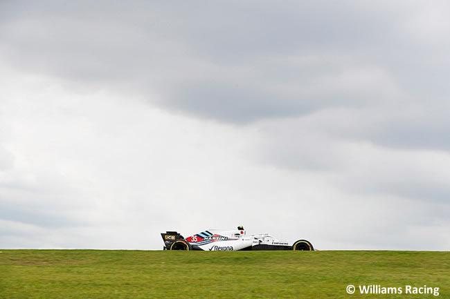Sergey Sirotkin - Williams - Clasificación GP Brasil 2018