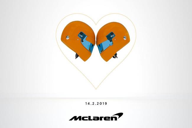Presentación McLaren F1 2019