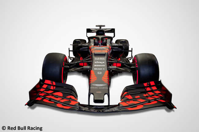 Red Bull Racing - RB15 - Frontal 2019