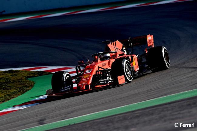 Sebastian Vettel - Scuderia Ferrari - SF70