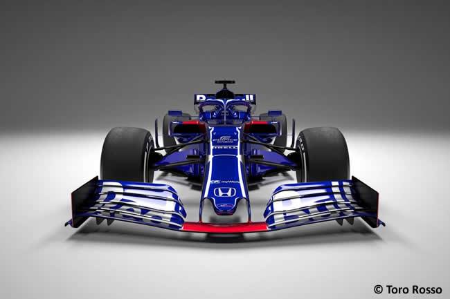 Scuderia Toro Rosso - STR14 - Frontal
