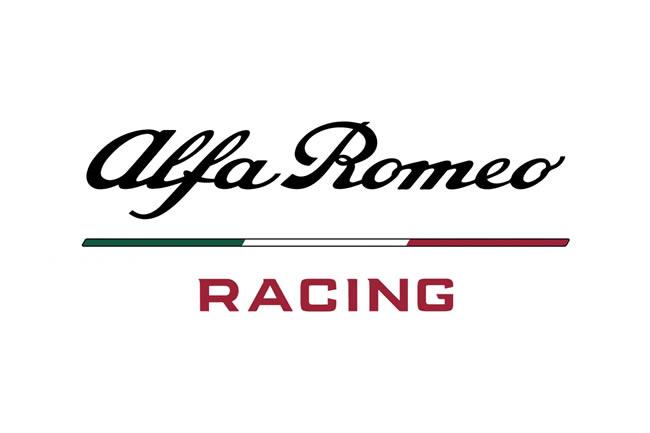 Alfa Romeo Racing Logo 2019