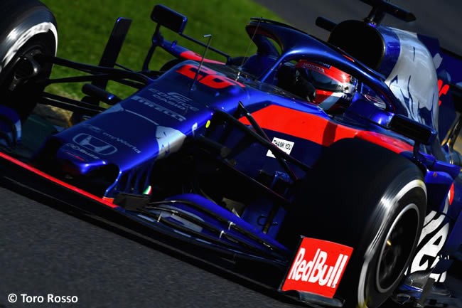 Daniil Kvyat Toro Rosso - GP Australia Melbourne 2019