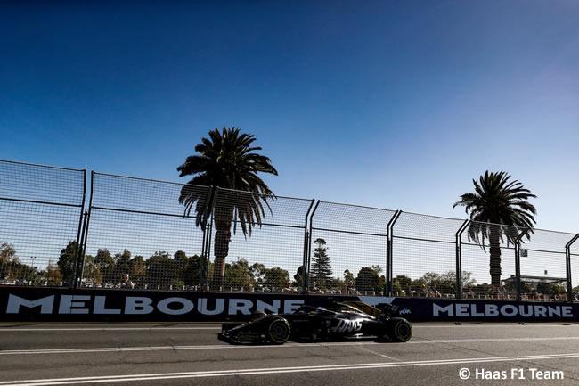 Haas - Entrenamientos - GP Australia 2019