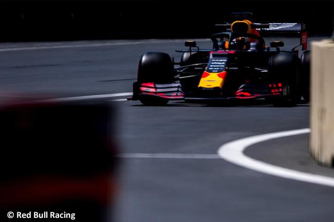 Max Verstappen - Red Bull- Clasificación - GP Azerbaiyán