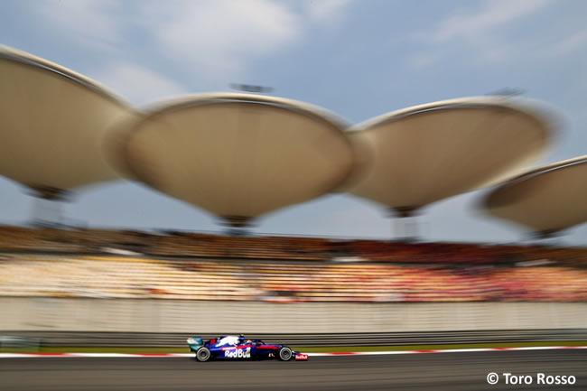 Toro Rosso - GP China 2019 - Viernes