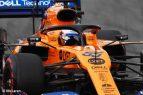 Carlos Sainz - McLaren -Clasificación- GP España 2019