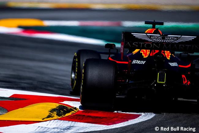 Max Verstappen - Red Bull -Clasificación- GP España 2019