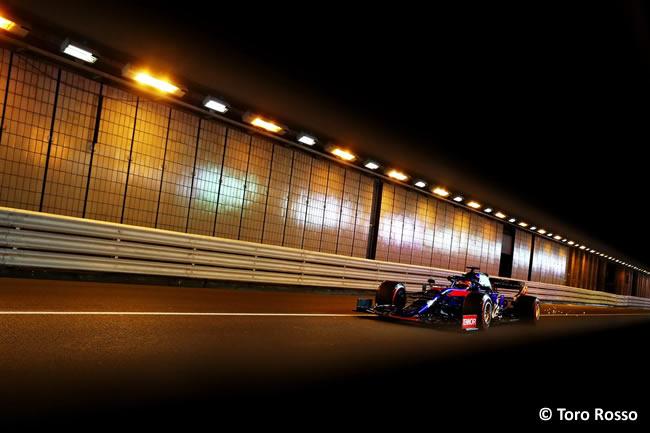 Toro Rosso - GP Mónaco 2019