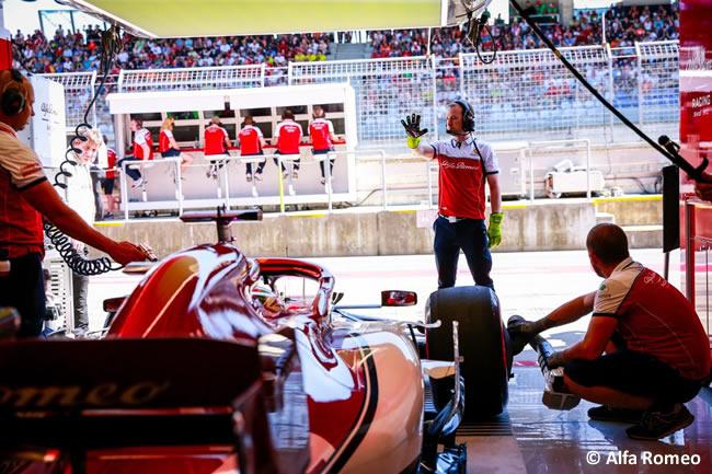 Alfa Romeo --Clasificación GP Austria - Red Bull Ring