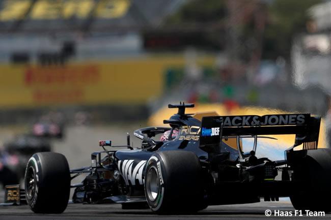 Haas - Carrera GP Francia 2019