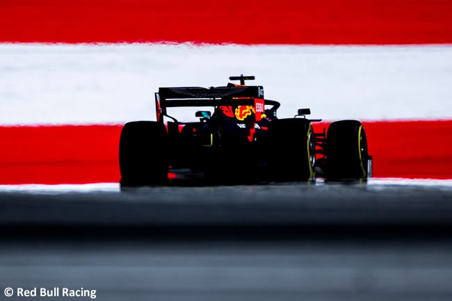 Max Verstappen - Red Bull -Clasificación GP Austria - Red Bull Ring