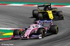 Sergio Pérez - Racing Point - Carrera GP Austria - Red Bull Ring