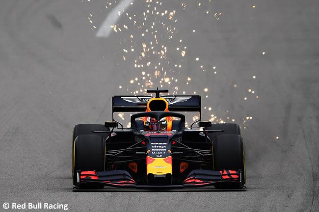 Max Verstappen - Red Bull - Entrenamientos Libres - GP Rusia 2019