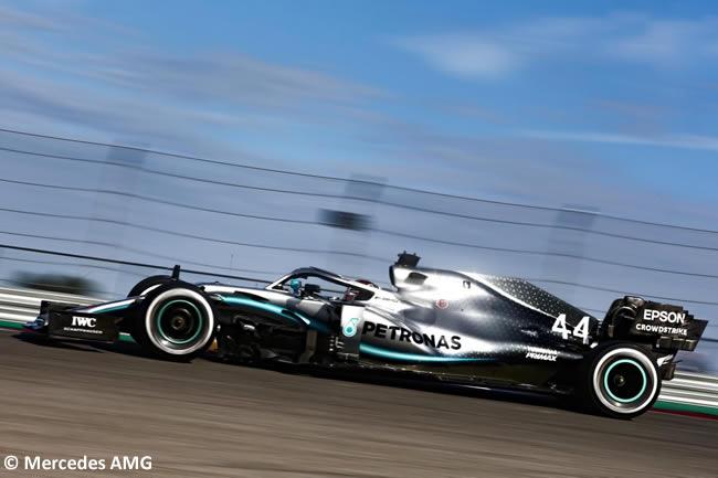 Lewis Hamilton - Mercedes - Entrenamientos Libres - GP Estados Unidos - Austin - Texas - COTA