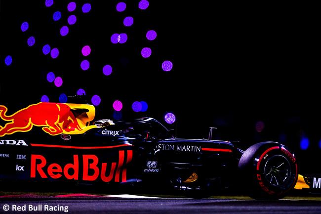 Max Verstappen - Red Bull - Clasificación - GP Abu Dhabi 2019
