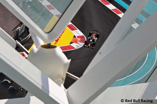 Max Verstappen - Red Bull - Entrenamientos Libres - GP Abu Dhabi 2019