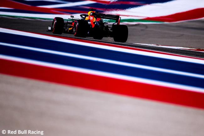 Max Verstappen - Red Bull - Clasificación- GP Estados Unidos - Austin - Texas - COTA